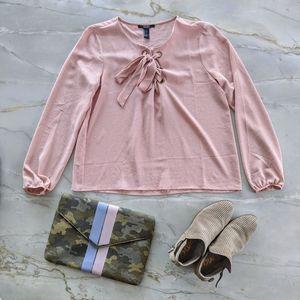 Forever 21 - Blush/Pink Blouse